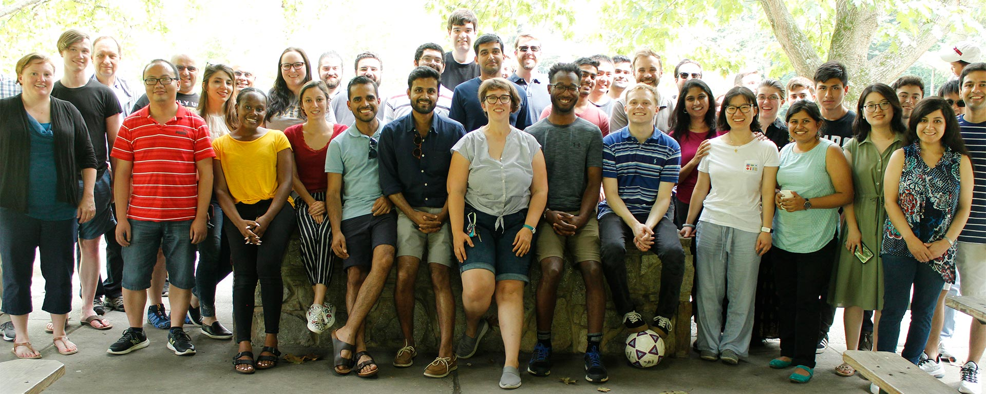 August 2019 Graduate Student Picnic, Photo Credit: Andrea Miller, GPC