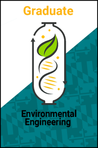 CBEE's logo, with text for Environmental Engineering Graduate Programs.